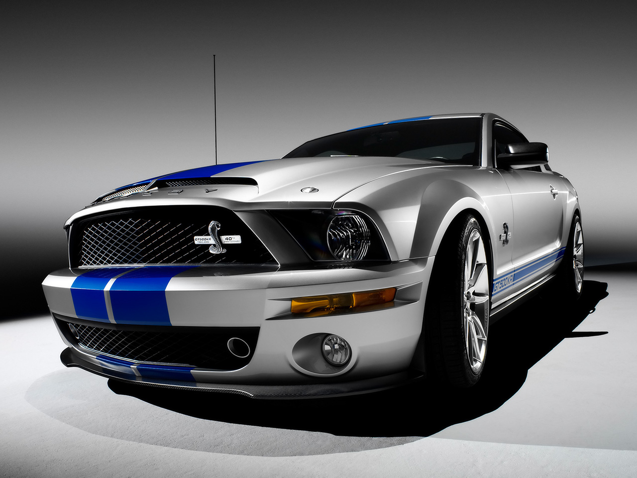ford mustang shelby gt500 kr #3