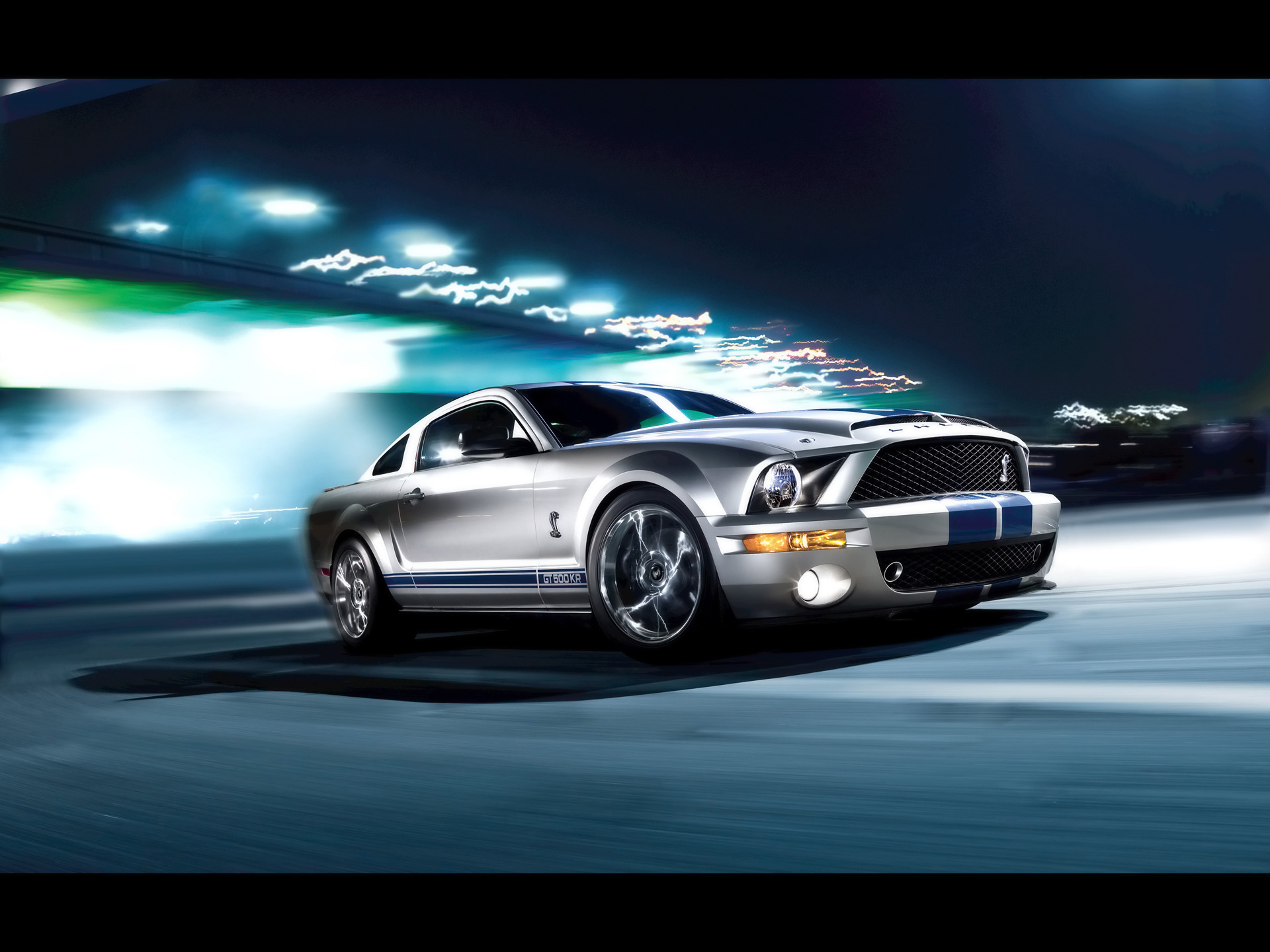 ford mustang shelby gt500 kr #4