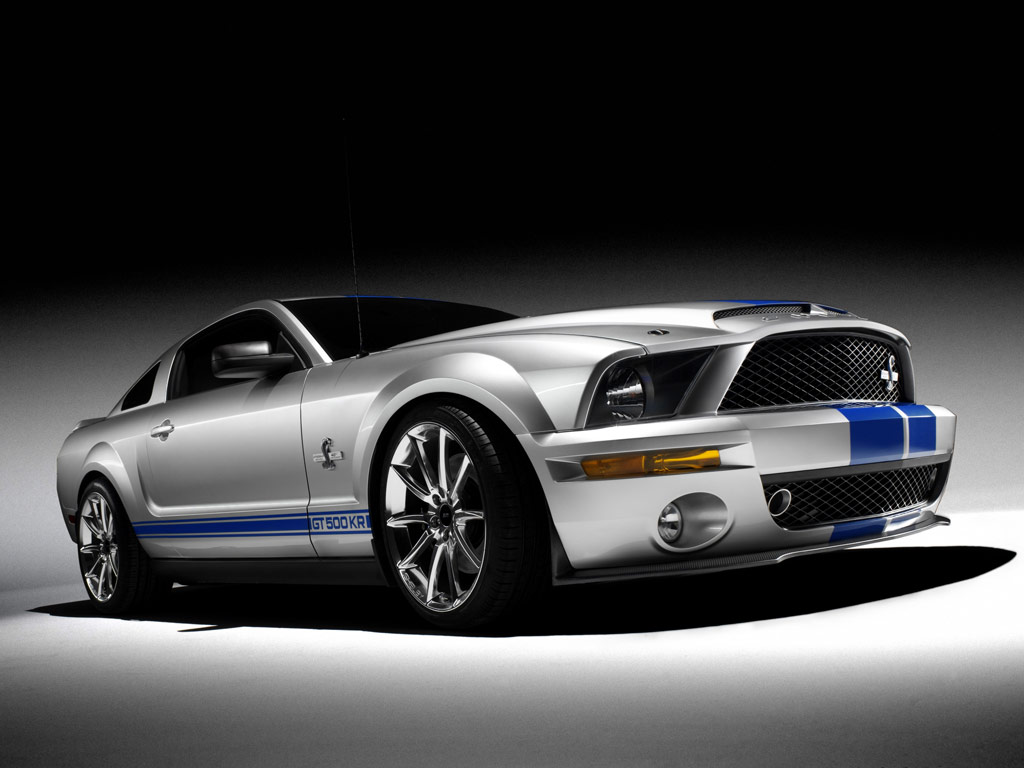 ford mustang shelby gt500 kr #7