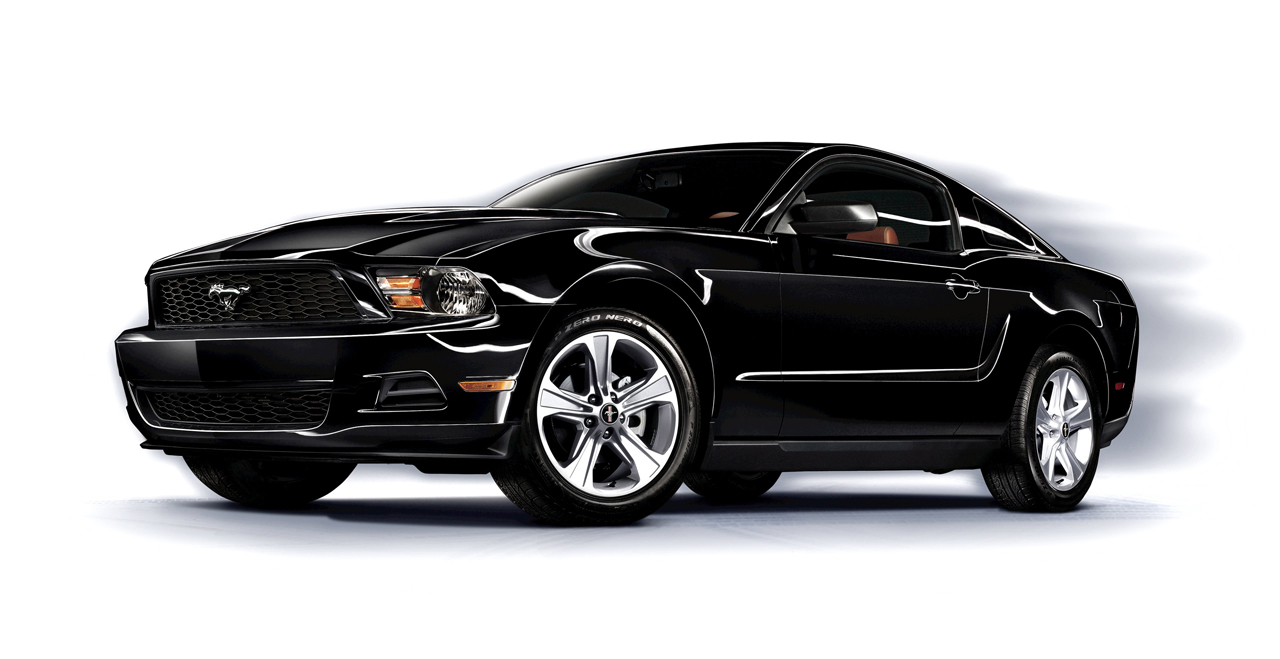 ford mustang v6 automatic-pic. 3
