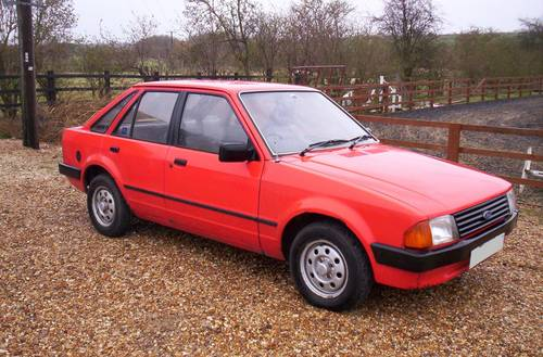 ford orion 1.3 #0
