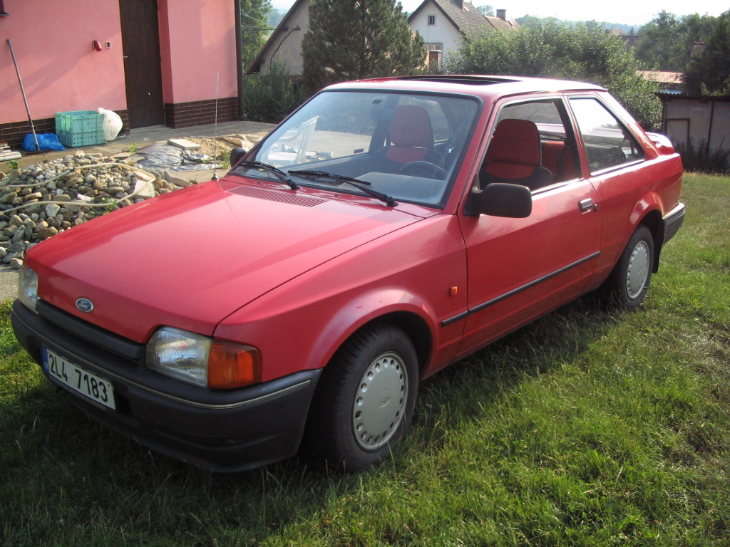 ford orion 1.3 #2
