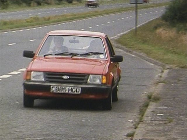 ford orion 1.3 #3