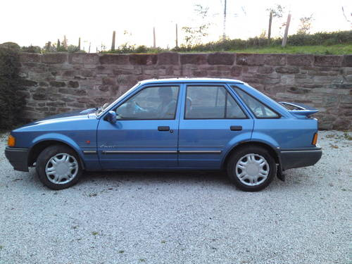 ford orion 1.3 #4