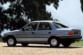 ford orion 1.3 #5