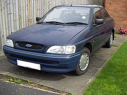 ford orion 1.3 #6