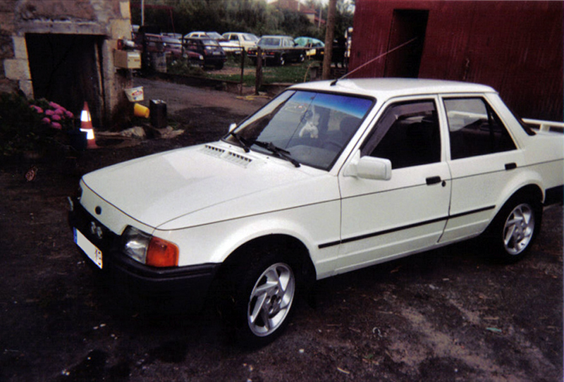 ford orion 1.6 d #1