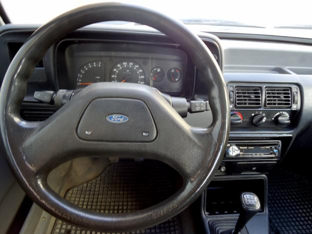 ford orion 1.6 d #6
