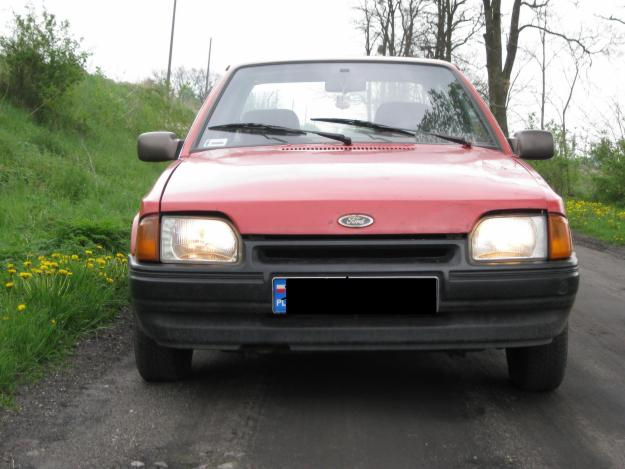 ford orion 1.6 d #8