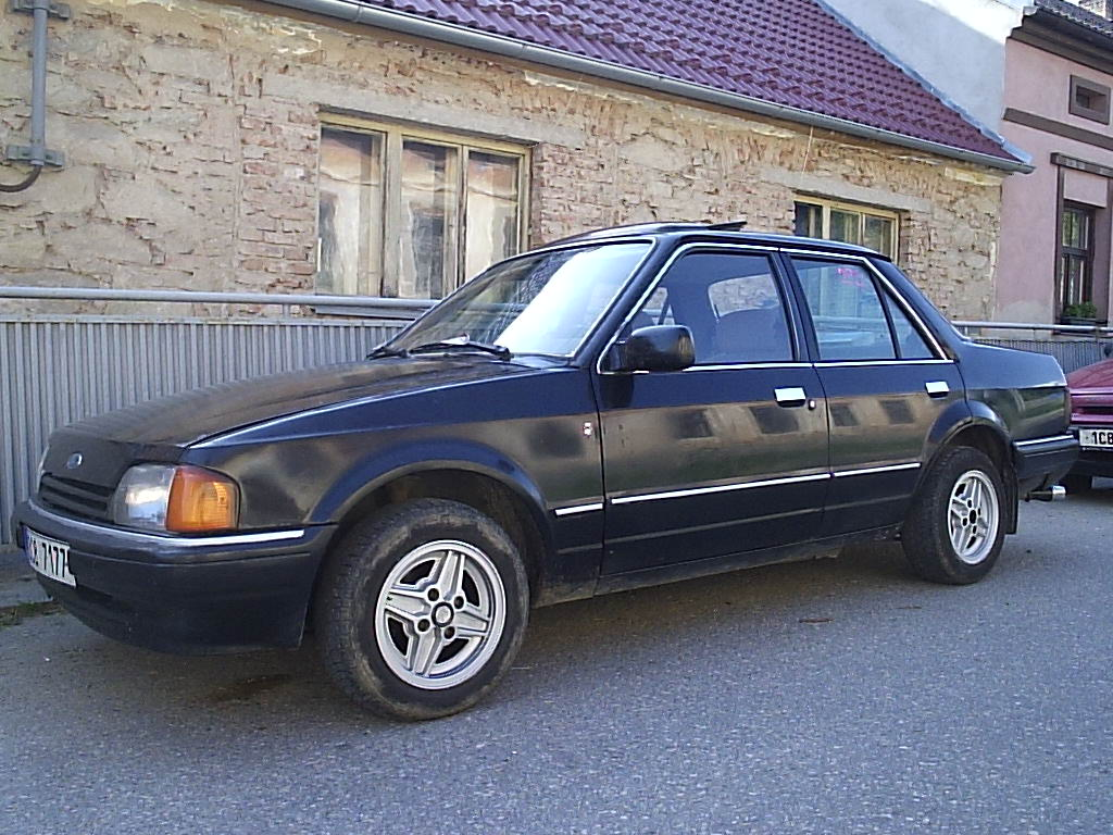 ford orion 1.6 diesel-pic. 1