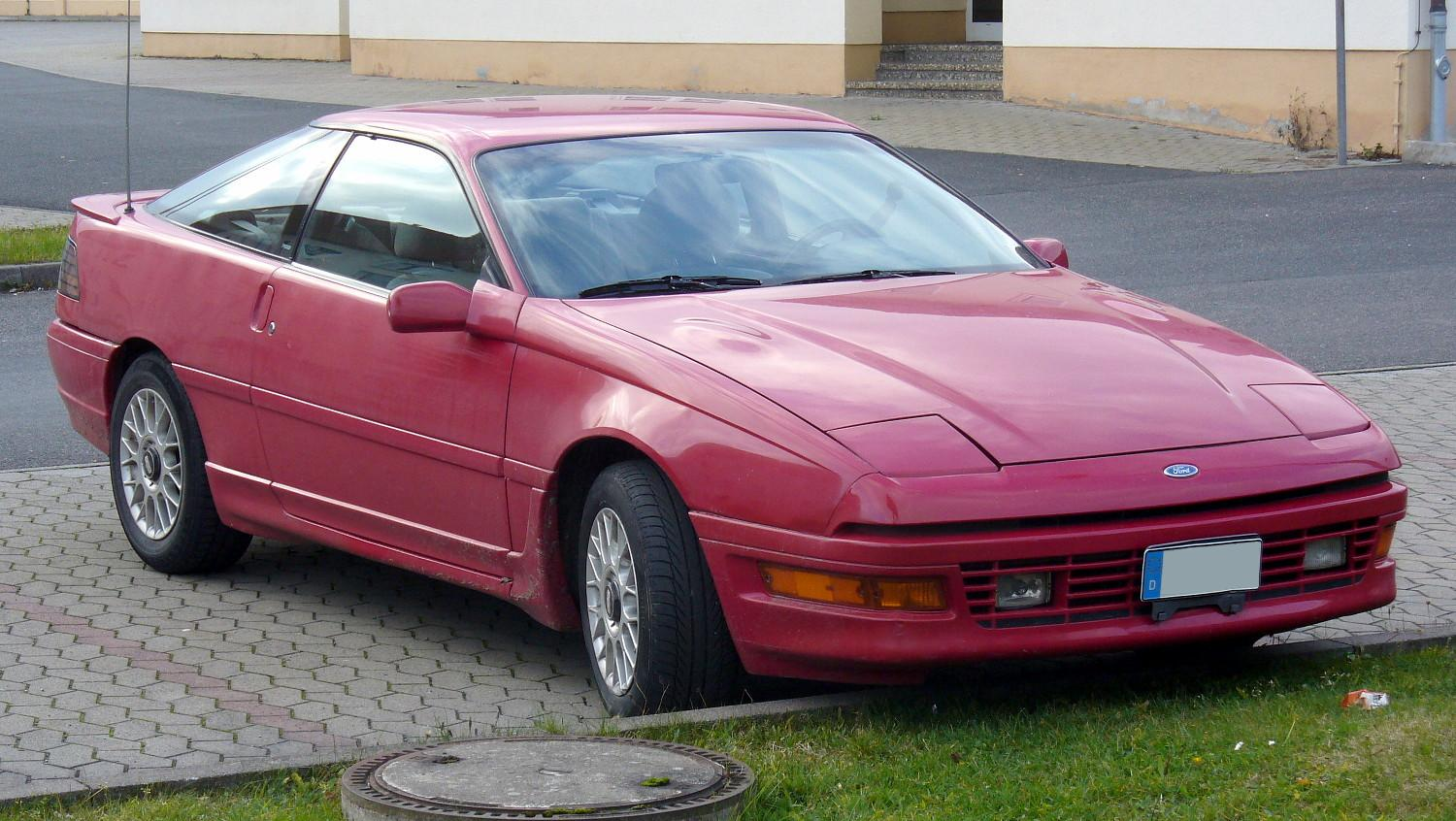 ford probe 2.2-pic. 1