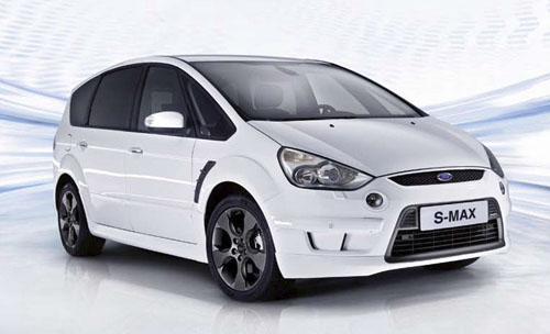 ford s-max 2.5-pic. 1
