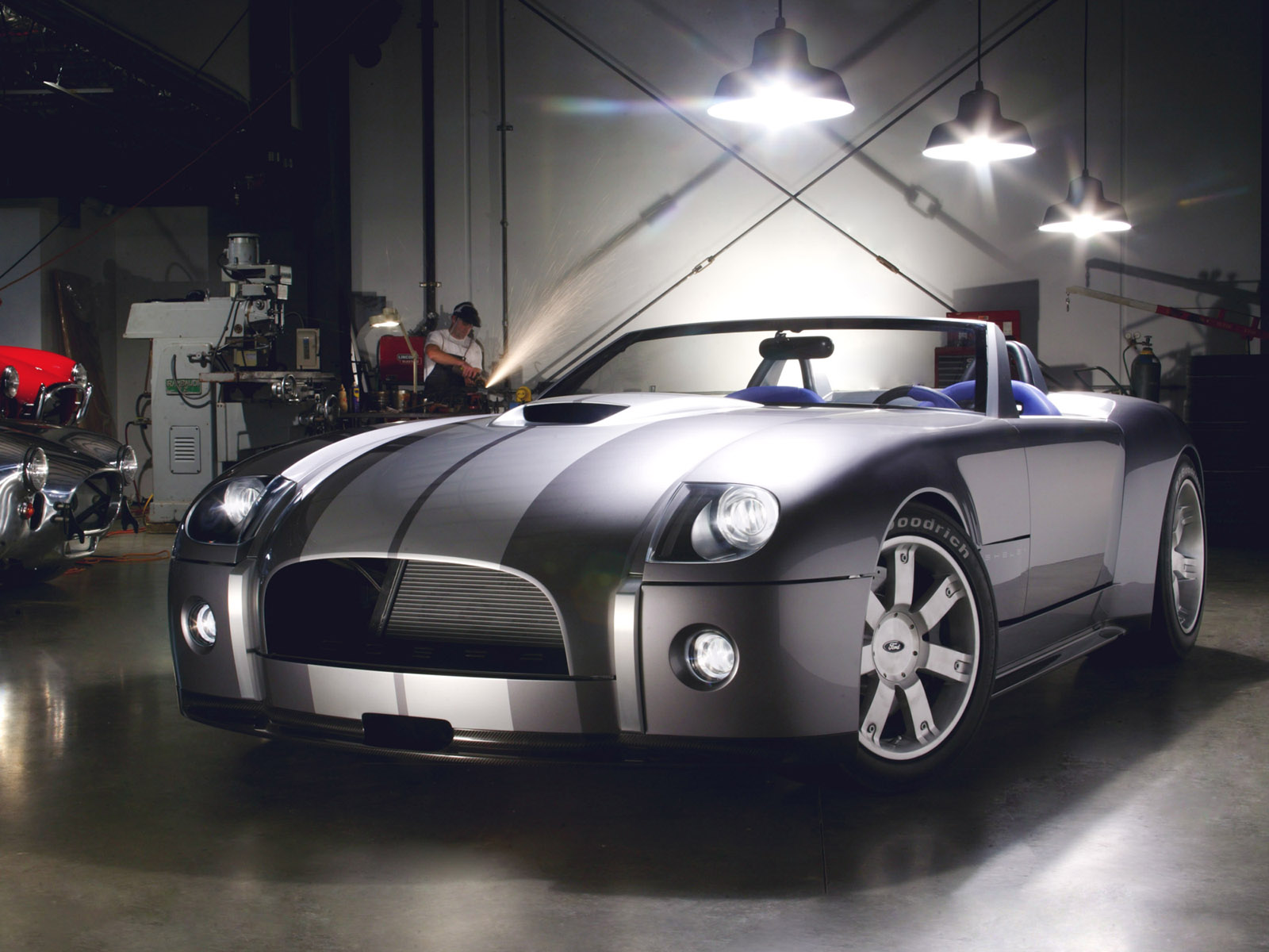 ford shelby cobra prototype-pic. 1