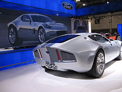 ford shelby gr-1 concept #3
