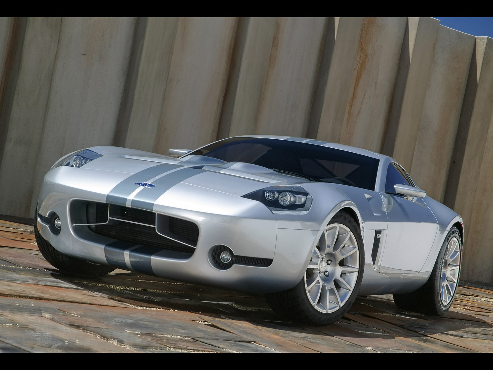 ford shelby gr-1 concept #6