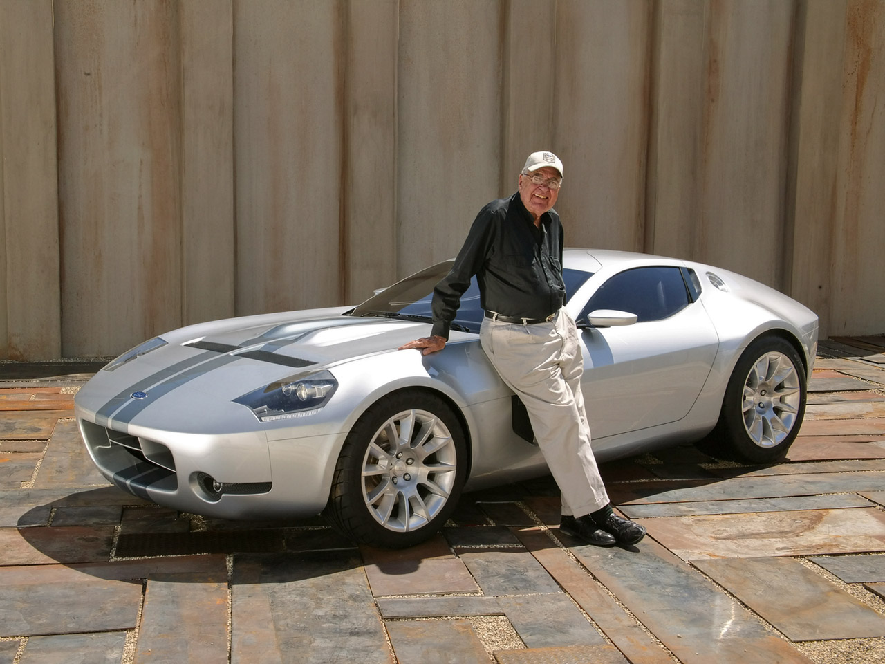 ford shelby gr-1 concept #7