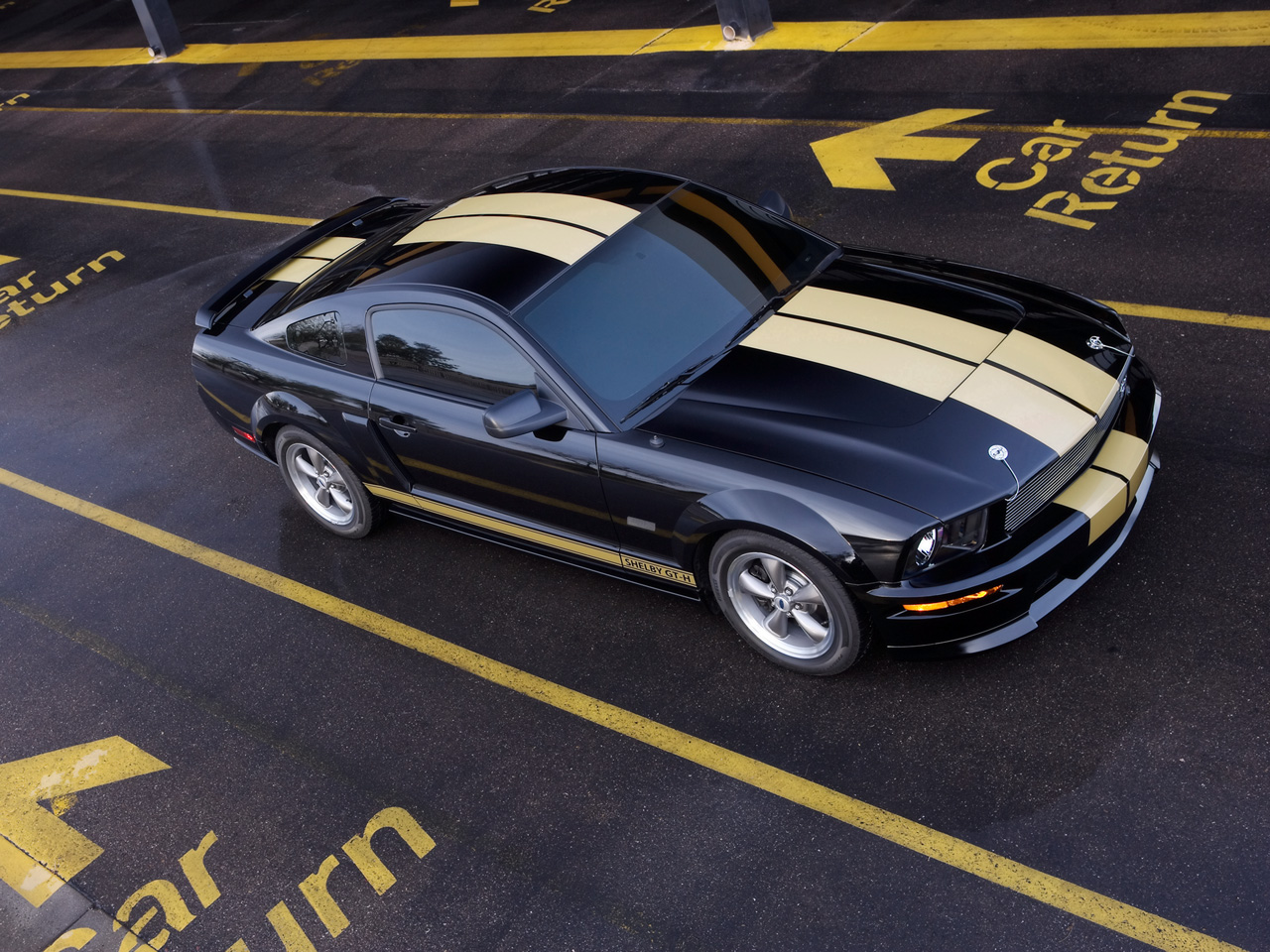ford shelby gt-h #3