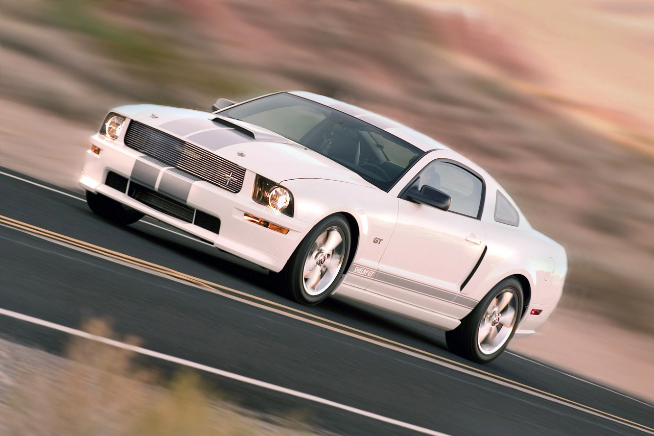 ford shelby gt-h #5