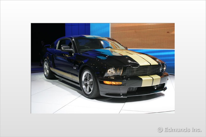 ford shelby gt-h #7