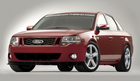 ford taurus concept-pic. 1