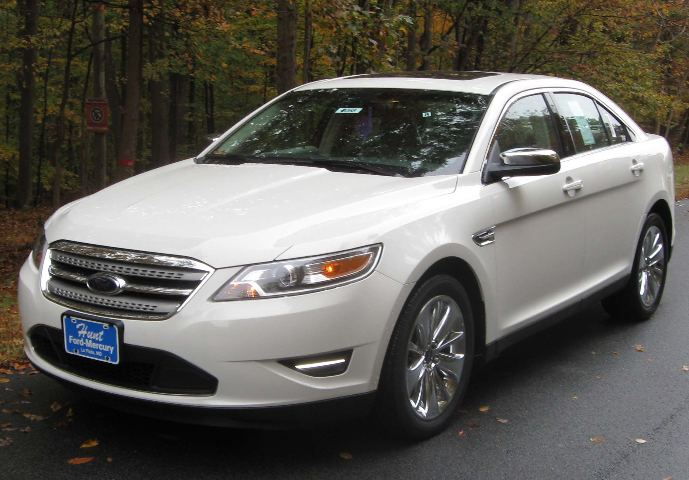 ford taurus limited-pic. 1
