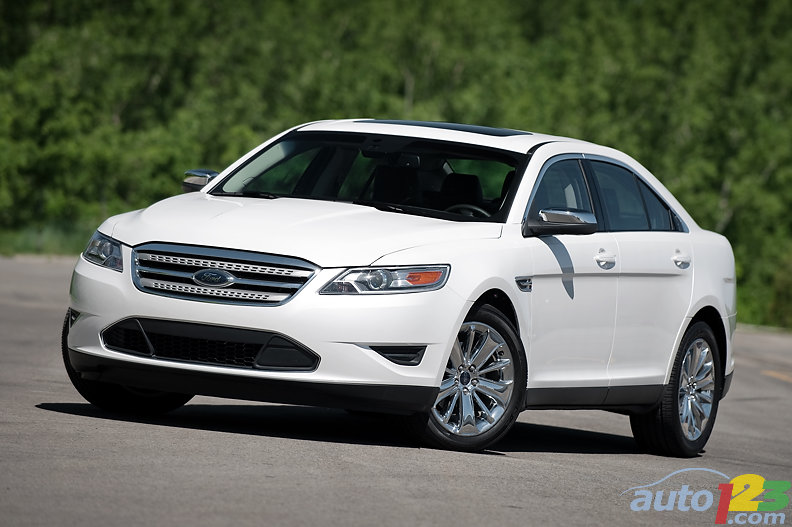 ford taurus limited awd-pic. 3