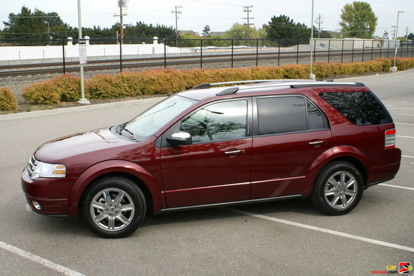 ford taurus x limited-pic. 3