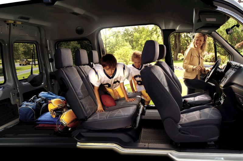 ford transit connect wagon xlt-pic. 2