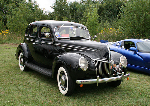 ford v8 deluxe #5