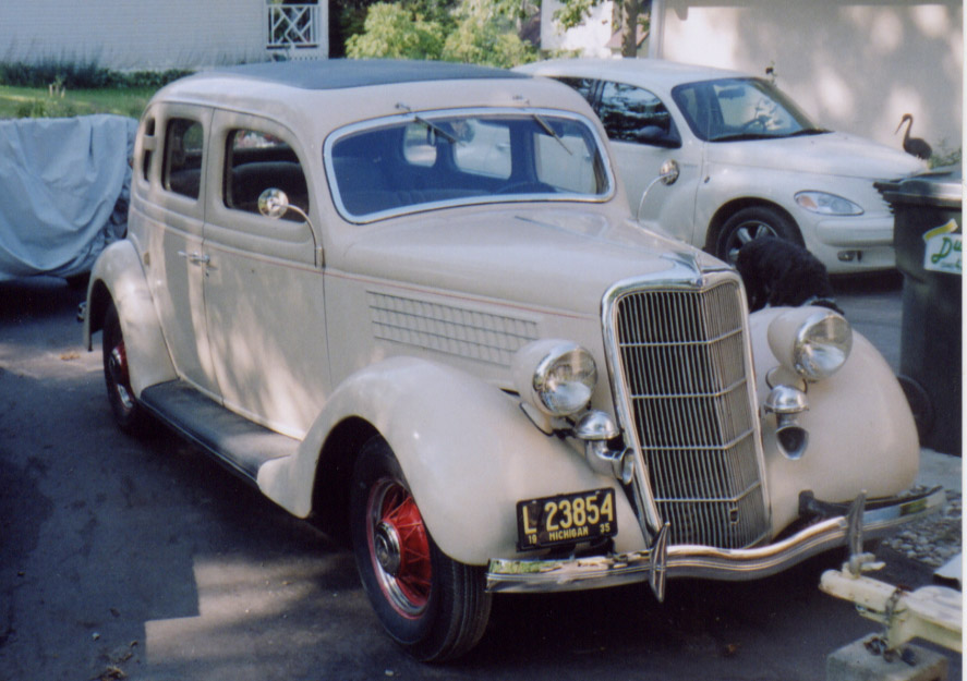 ford v8 deluxe #6