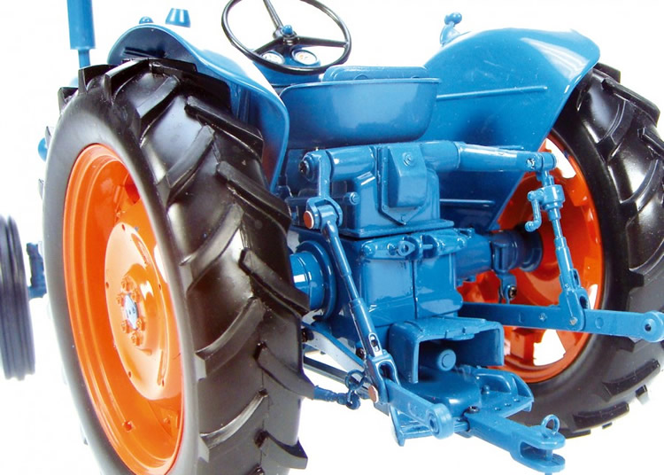 Fordson Power Major Photo 191966 Complete Collection Of