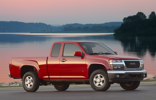 gmc canyon extended cab #2