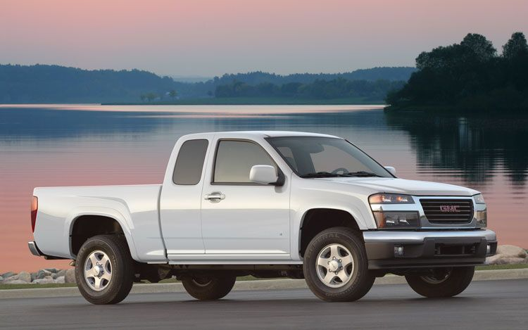 gmc canyon extended cab #3