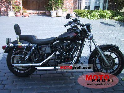 harley-davidson dyna glide convertible-pic. 3
