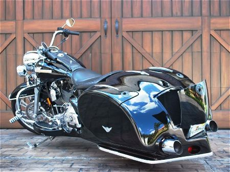 harley-davidson flhrc road king classic-pic. 2