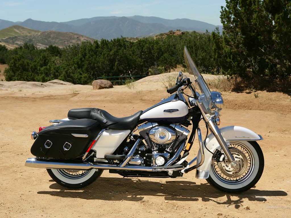 harley-davidson flhrc road king classic-pic. 3