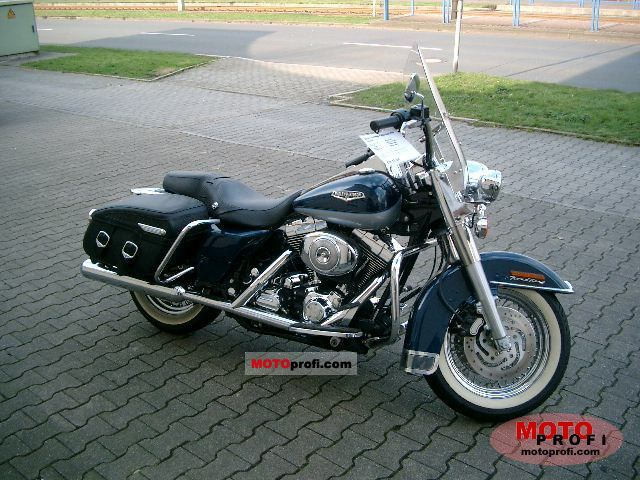harley-davidson flhrci road king classic-pic. 1