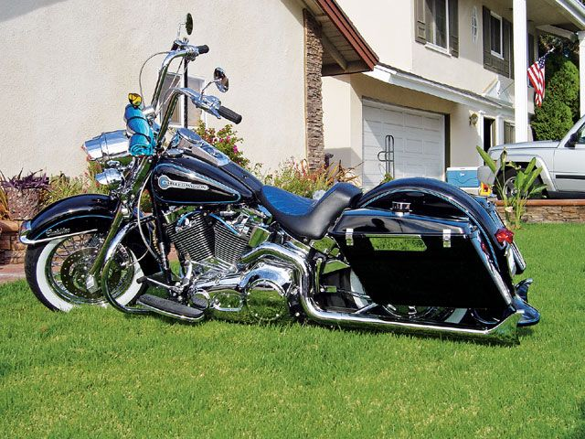 harley-davidson heritage softail special-pic. 1