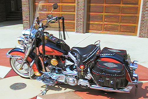 harley-davidson heritage softail special-pic. 3
