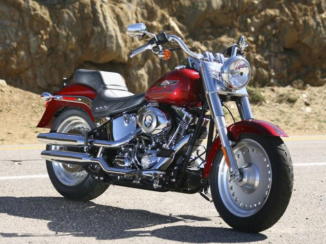 harley-davidson softail fat boy-pic. 3