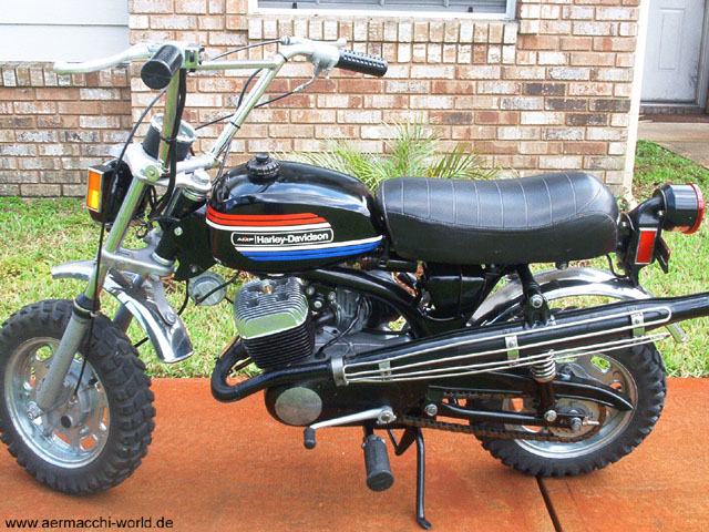 Amf Harley Davidson Shortster For Sale