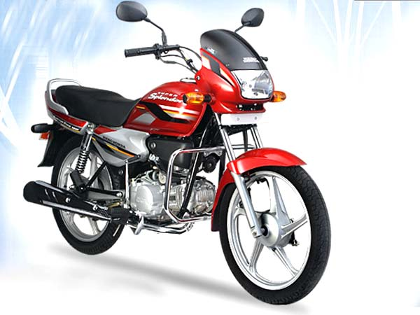 Hero Honda Super Splendor Photos And Comments Www