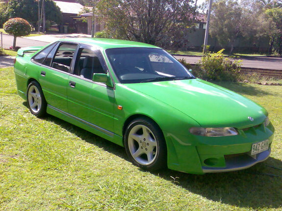 holden vr commodore-pic. 1