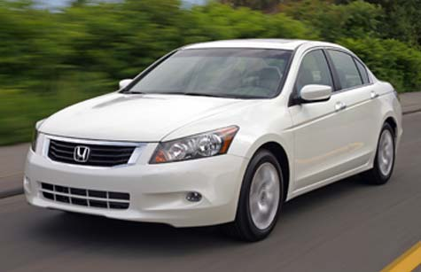 honda accord #1