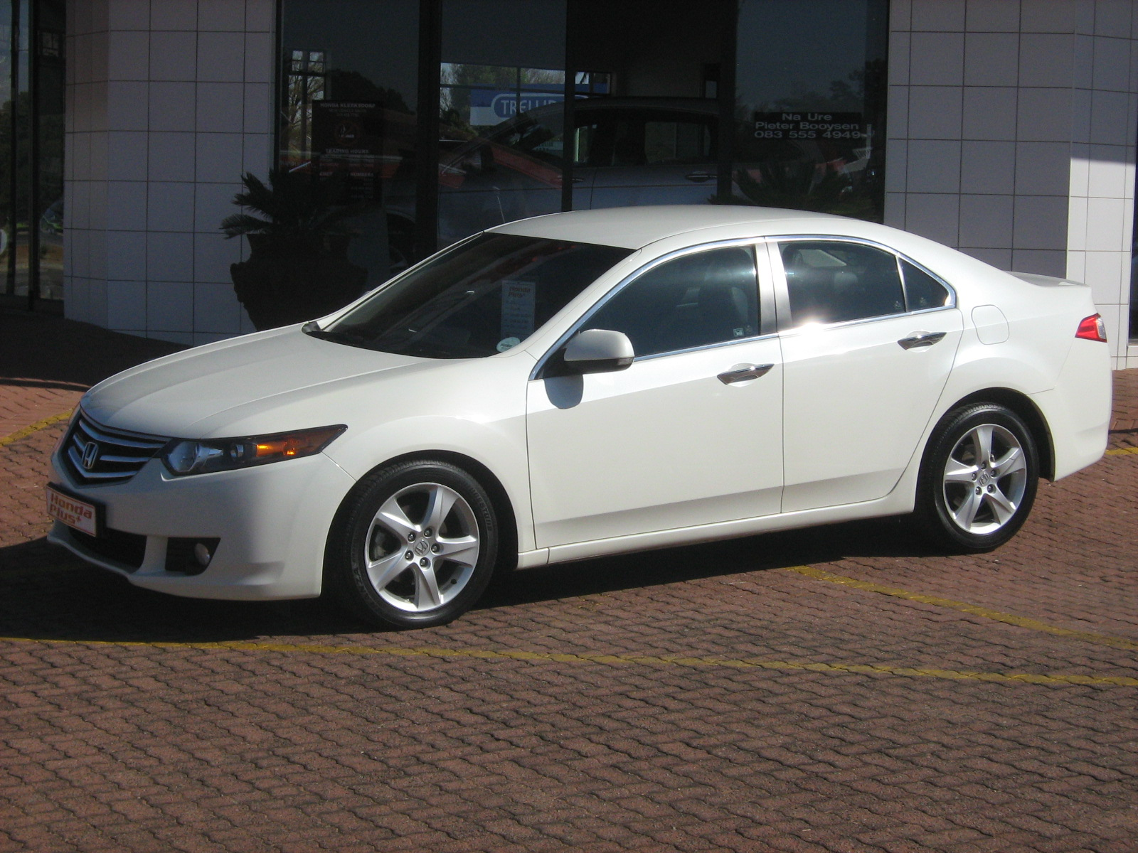 honda accord 2.2 d #8