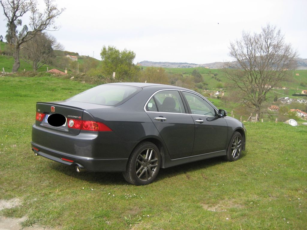 honda accord 2 4 type s photos and comments