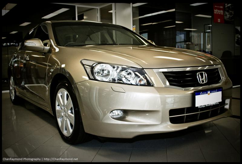 honda accord 3.5 at #2