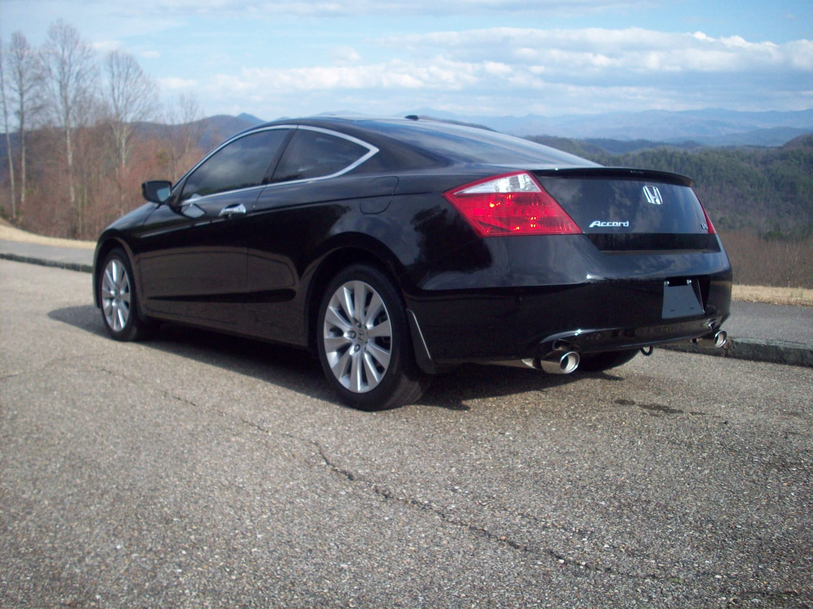 honda accord coupe ex l v6 photos and comments. Black Bedroom Furniture Sets. Home Design Ideas