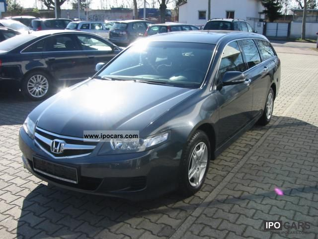 honda accord tourer 2.0 comfort #6