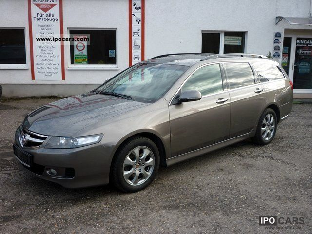 honda accord tourer 2.0 sport #1